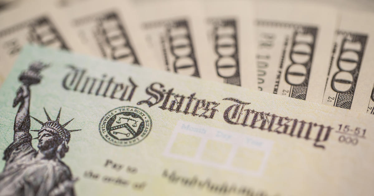 Senate Democrats limit eligibility for stimulus checks in $1.9 trillion COVID bill – CBS News